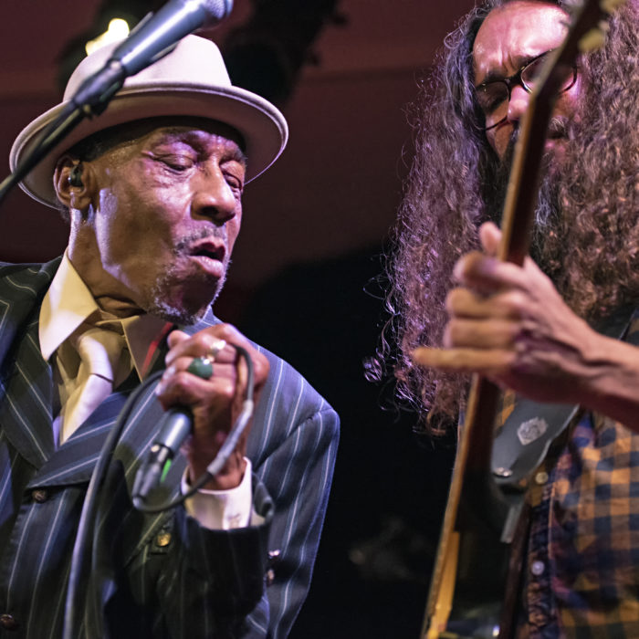 Photo by Marcel Van Hoof - Archie Lee Hooker Southern Bluesnight Heerlen 2019