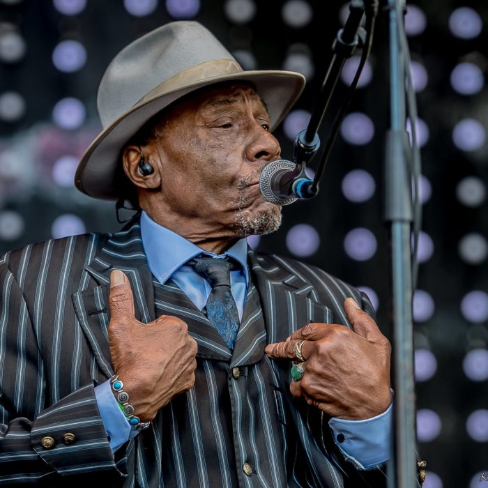 Archie Lee Hooker at Grolsch Blues Festival Schöppingen Photo by: Kommodore Johnsen - Rock in Raw