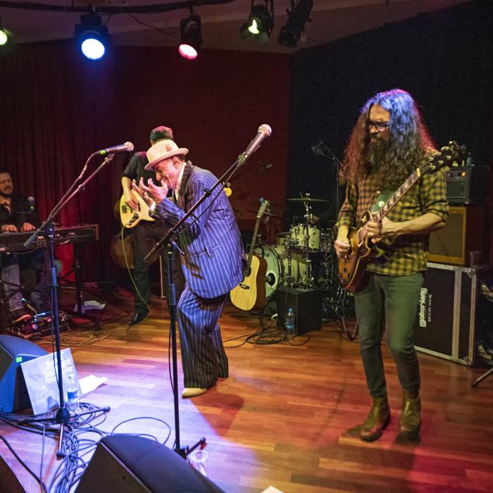 Photo by Marcel Van Hoof - Archie Lee Hooker Southern Bluesnight Heerlen 2019
