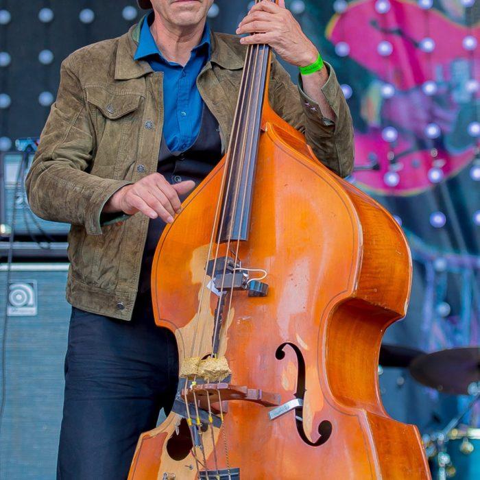 Archie Lee Hooker at Grolsch Blues Festival Schöppingen Photo by: Kommodore Johnsen - Rock in Raw
